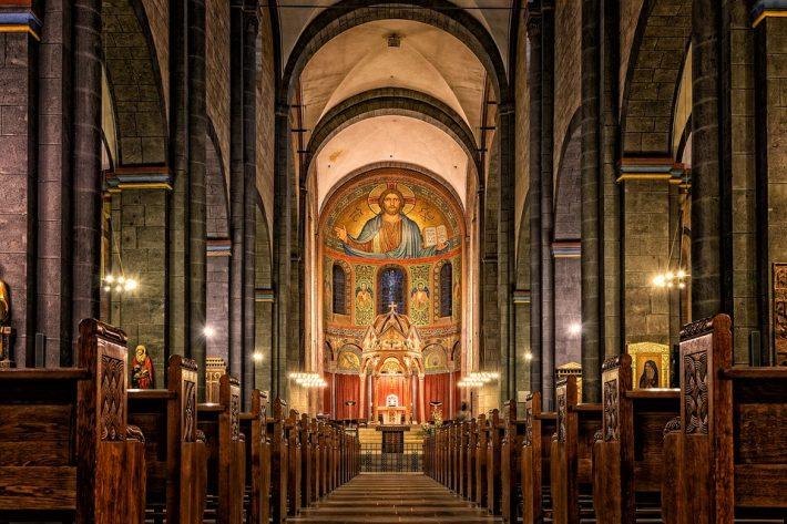 associazione cristiana a pinerolo: foto chiesa