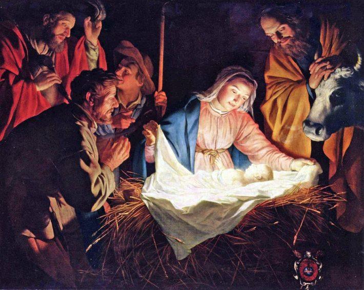 donne nella Bibbia: foto nascita gesù