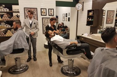 Barbiere barber shop milano