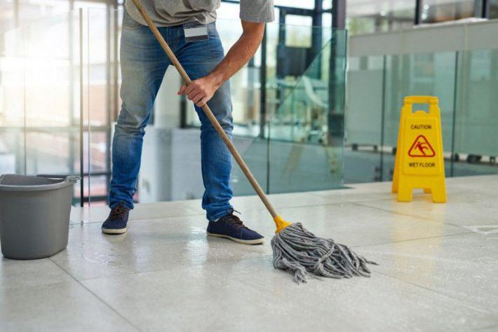 Impresa di pulizie a Roma
